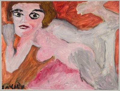 Justin McCarthy, 'Nude', ca. 1960