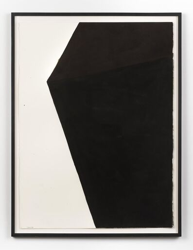 Sol LeWitt, 'Floating cubic rectangle', 1987