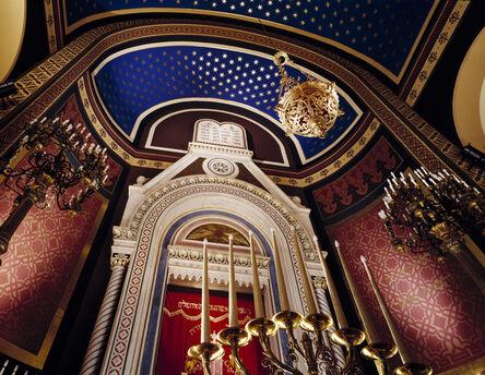 Neil Folberg, 'Rue Nazareth Synagogue, Paris, France', 1995