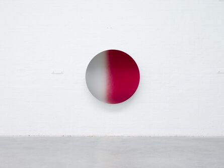 Anish Kapoor, 'Red mix 2 satin', 2020