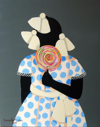 Cassandra Gillens, 'Good Girl Gets a Lollipop (the sale of this piece benefits the non-profit Zenith Community Arts Foundation)'