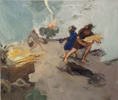 Jane Corrigan, 'Storm (midday)', 2015