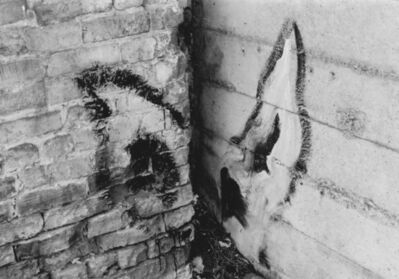 Arabella Colton, 'Wall Dog Ears, Brick Wall, Cement Wall, Fresno Alley, San Francisco 1992 ', 1992