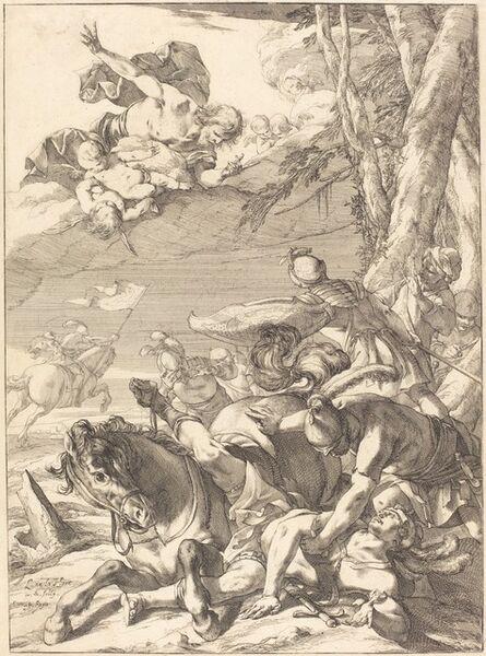 Laurent de La Hyre, 'The Conversion of Saint Paul', ca. 1637