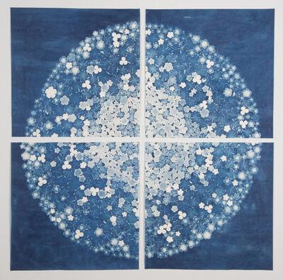 Danielle Rante, 'Botanical Disc 2', 2015