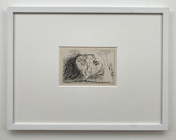 Pablo Picasso, 'Crying Woman', 1937