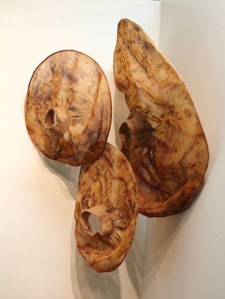 Linda Celestian, 'Felted Cups'
