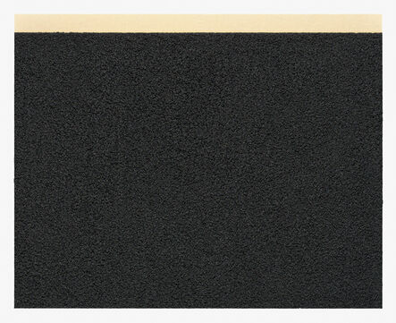 Richard Serra, 'Elevational Weight IV', 2016