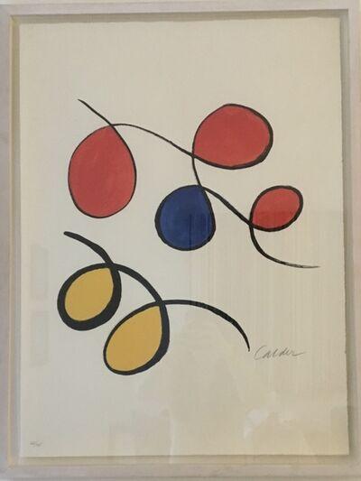 Alexander Calder, 'Untitled', 1973