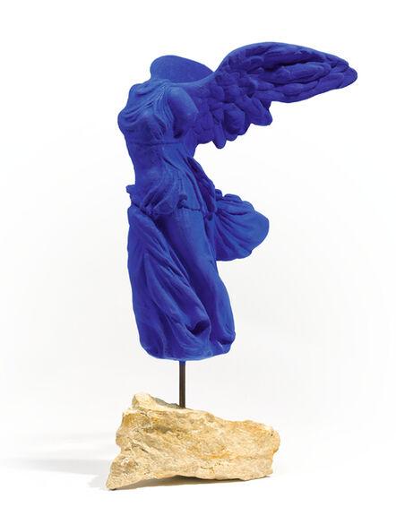 Yves Klein, 'Victoire de Samothrace (S 9)'