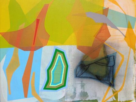 Michael Barringer, 'Bloomstone (Calypso)'