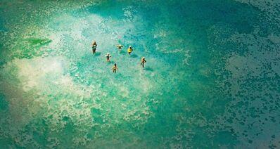 Richard Finkelstein, 'Wading to Cambodia', 2013