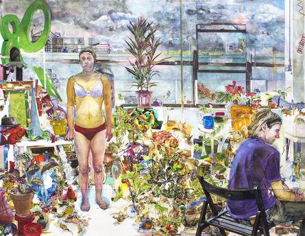 Joseph Santore, 'Red Panties', 2013-2016