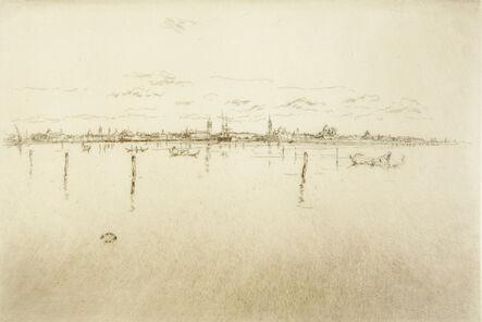 James Abbott McNeill Whistler, 'Little Venice', N/A