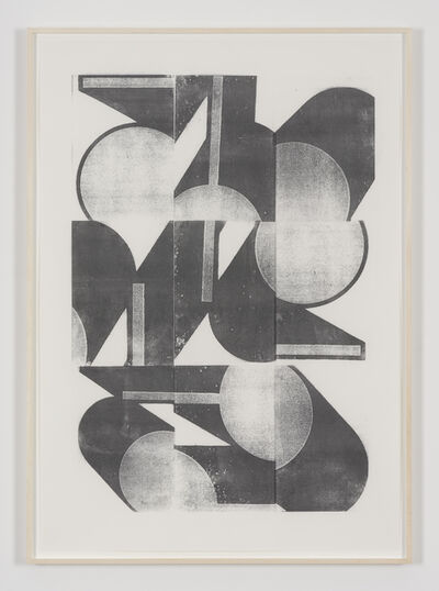 Anne Neukamp, 'Untitled (Transfer #3)', 2015