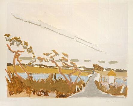 Robert Dash, 'The Bridge in April', ca. 1980