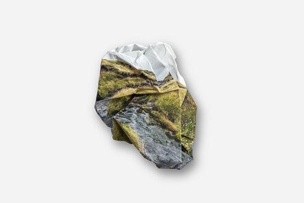 Ingrid Weyland, 'Topographies of Fragility XI', 2019