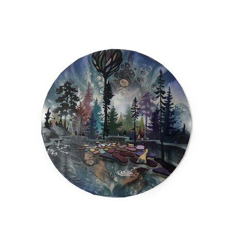 Jonas Pihl, 'Cosmic landscape III', 2020
