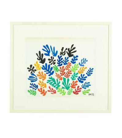 Henri Matisse, 'La Gerbe', 1958