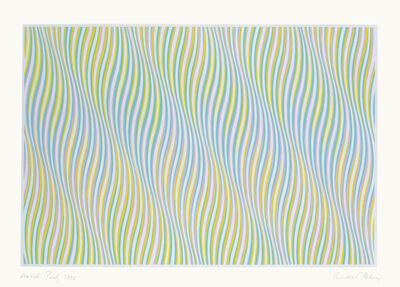 Bridget Riley, 'Untitled (Blue)', 1978
