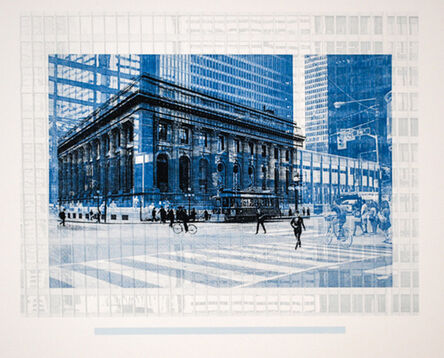 Laurie Zinkand-Selles, 'Lost; Board of Trade Building 1892 -1958', 2015