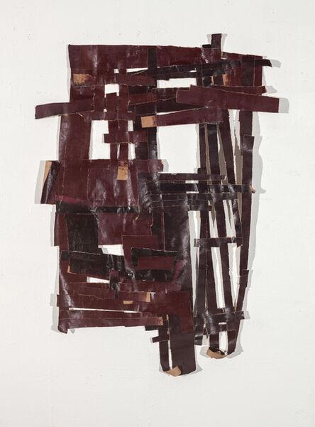 Aimée Farnet Siegel, 'Armature in leatherette', 2019