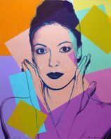 Andy Warhol, ' Karen Kain (FS II.236) ', 1980
