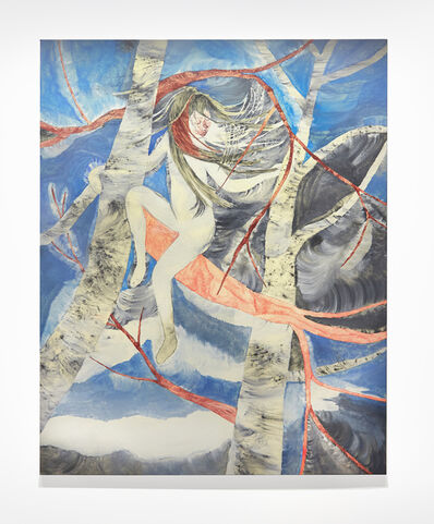 Kyoko Murase, 'Tree Climbing at Night', 2006