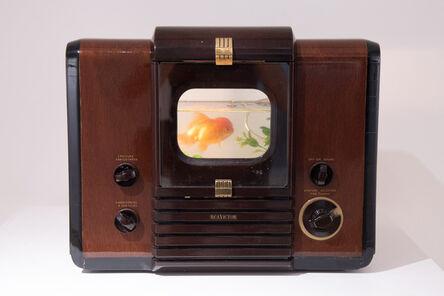 Nam June Paik, 'Sonatine for goldfish', 1992