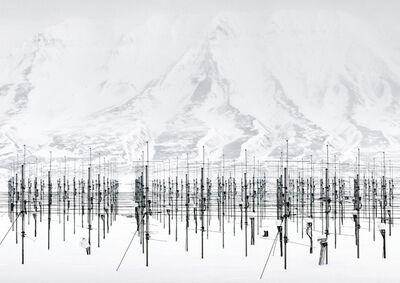 Vincent Fournier, 'SOUSY Svalbard Radar [SSR], Svalbard, Norway, 2010.', 2010