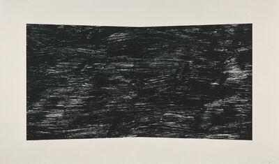 Ellsworth Kelly, 'Black (Texture)', 2001