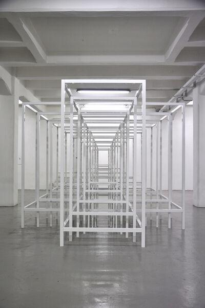 Paolo Cavinato, 'Protection #2 (16 Tables)', 2015