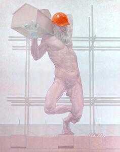 Dragan Bibin, 'Ktitor', 2020