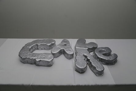 Rob Wynne, 'CAKE CAKE!', 2009
