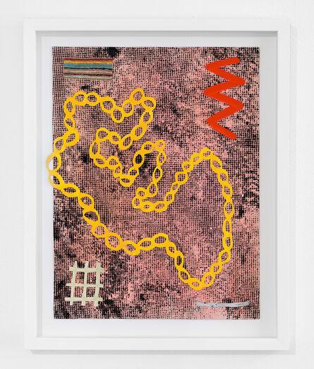 Robb Jamieson, 'Gold Chain                                                                    ', 2020