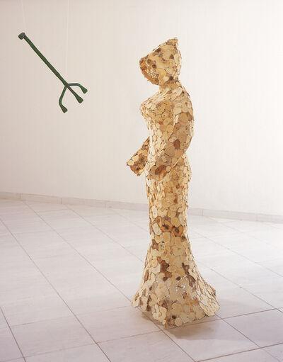 Jan Fabre, 'Bruges 3004 (Angel with Bones)', 2002