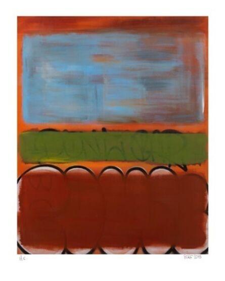 BORF, 'Rothko's Modern Life (Seven) ', 2013