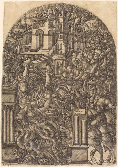 Jean Duvet, 'The Fall of Babylon', 1546/1556
