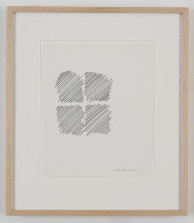 Trisha Brown, 'Untitled', 1986