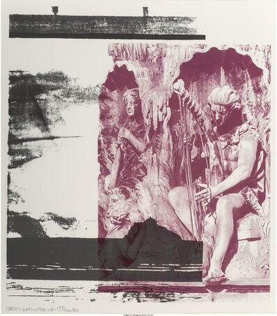 Robert Rauschenberg, 'Broken Harp', 1989