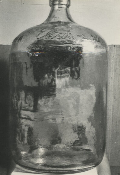 Kati Horna, 'El botéllon, series Paraisos artificiales, Ciudad de México', 1962