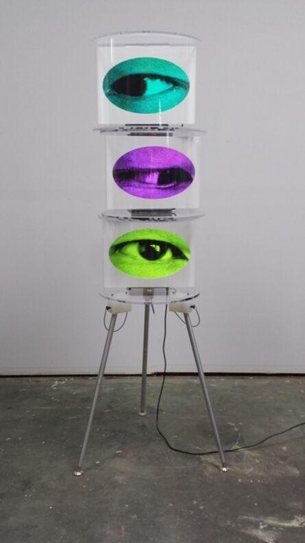 Alan Rath, 'Optical Cylinder V', 2016