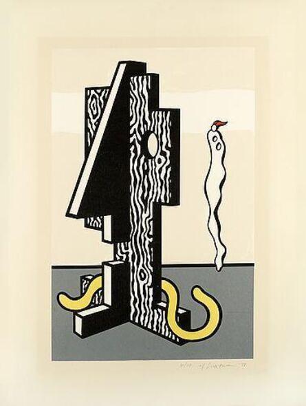Roy Lichtenstein, 'Figures (From Surrealist Series)', 1978