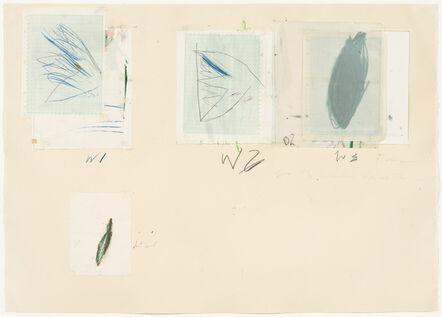 Cy Twombly, 'Untitled (Captiva Island, Florida)', 1974