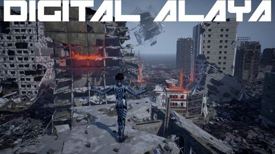 Lu Yang, 'DOKU - Digital Alaya', 2021