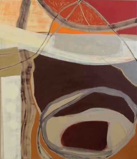 Rachelle Krieger, 'Rocks and Rays 1', 2015