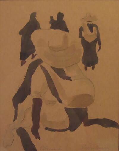 Ralph Wickiser, 'Patzcuaro', 1938