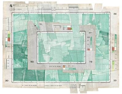 Gerhard Marx, 'Depths in Feet (Distance)', 2015