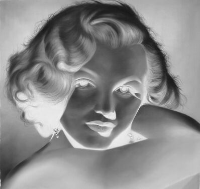 Tim Sullivan, 'White Shadow (Marilyn)', 2014