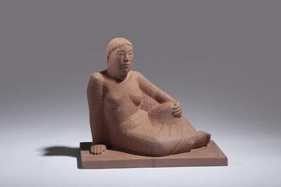 Dong Woo Kim, 'Seated Woman', 2015